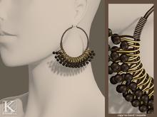 (Kunglers) Ciri earrings - mixed 3