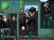 CYRC Follow Grab Hug HUD