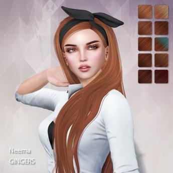 TRUTH HAIR Neema - gingers