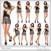 *EverGlow* - Onyx poses