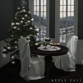 AF Christmas (FULL SET+ EXTRA CHAIR RARE)
