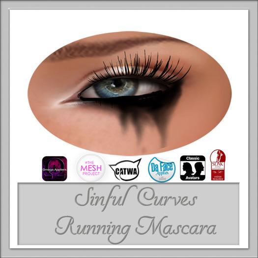 Avada~ Running Mascara
