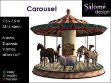 Carousel Sales Box