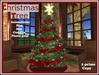 Chrismas tree with cuddles for marketplace