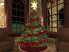 Christmas tree with animations 004