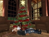 Christmas tree with animations 011