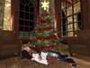 Christmas tree with animations 014