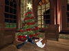 Christmas tree with animations 015