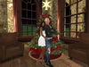 Christmas tree with animations 018