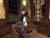 Christmas tree with animations 019