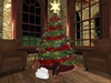 Christmas tree with animations 021