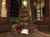 Christmas tree with animations 022