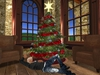 Christmas tree with animations 006