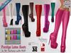 Maci ~ Prestige Latex Boots