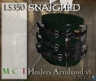 """Snatched """"Healers Armband V2"""" Delivery Crate"""