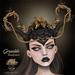 Astralia - Griselda headpiece with HUD