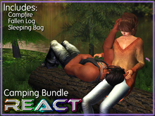 Romantic Summer Night Camping Bundle, with Revolutionary ReACT Animation System  tagreact  MOD COPY