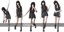 -Lalochezia- Oops Pose Set