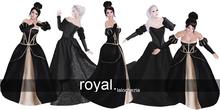 -Lalochezia- Royal Pose Set