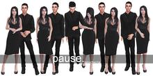 -Lalochezia- Pause Pose Set