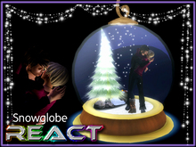 Romantic Snowglobe with Dance, Cuddles and Kisses! Powered By ReACT Animation System. NO POSEBALLS !