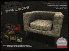 [dc] Retro Clubchair