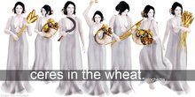 -Lalochezia- Ceres in the Wheat Pose Set