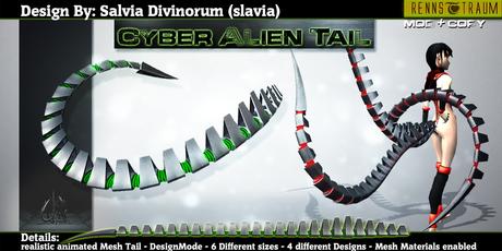 *Renns TRAUM* - Cyber Alien Tail