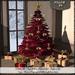 !! Follow US !! Jingle Bells tree (purple&Gold) 3sizes COPY version
