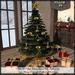 !! Follow US !! Jingle Bells tree (green&Gold) 3sizes COPY version
