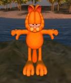 Garfield Mesh Avatar