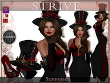 {SD} SCROOGED (Slink & Omega Appliers)