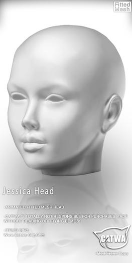 CATWA HEAD Jessica [Demo]