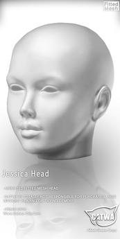 CATWA HEAD Jessica