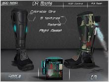 VK-Boots   -Shu Mesh-
