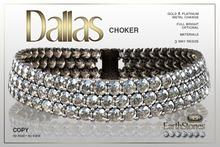 EarthStones Dallas Diamond Choker Necklace
