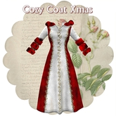 MONOMANIA - Cozy Coat - Xmas