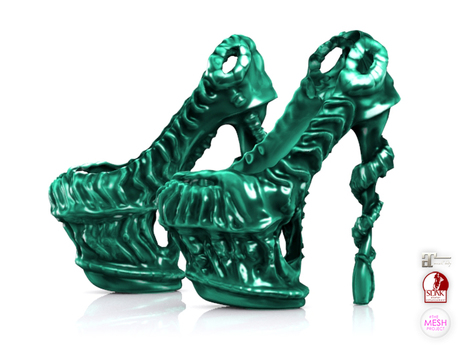 Garbaggio // Creature Platforms - Teal
