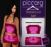 - piccara - :: Rebecca Set - Pink