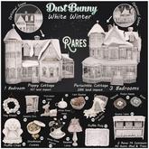 Dust Bunny White Winter (FULL SET)