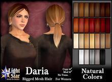 *LightStar-Hair-Daria-Natural Colors