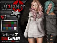 [R3] - Dina Sweater [V1]