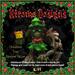 Christmas Tree Monster Tipjar