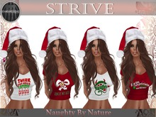 {SD} NAUGHTY BY NATURE