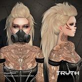 TRUTH HAIR Rogue (Mesh Hair) - black & whites