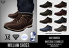 SALE - ILLI - [SLink,MeshProject Men,Classic,Aesthetic] William Shoes (HUD Driven)