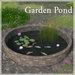 Garden pond box