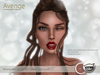 [Avenge] Athena skin applier for Catwa mesh head - tan tone