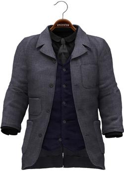 !APHORISM! Cassady Jacket Grey