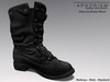 Odyssey boots black